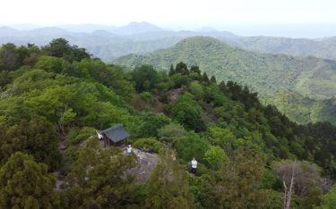 頭巾山(ときんざん)|福井県大飯郡おおい町